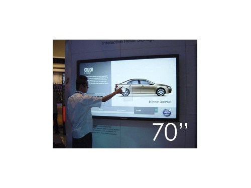 Orion Touch Screen DID 70 inch