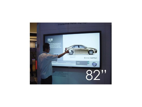 Orion Touch Screen DID 82 inch